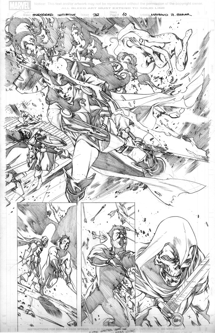 Avengers TI 32 - Page 10 by MahmudAsrar