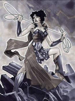 30-60-90 Wonder Woman