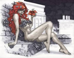 Poison Ivy by MahmudAsrar