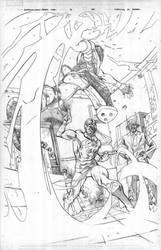 Shadowland: Power Man 3 Pg22 by MahmudAsrar