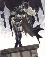 C2E2 2011 Batgirl by MahmudAsrar