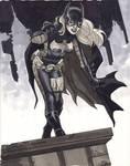 C2E2 2011 Batgirl