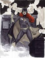 C2E2 2011 Batgirl II by MahmudAsrar