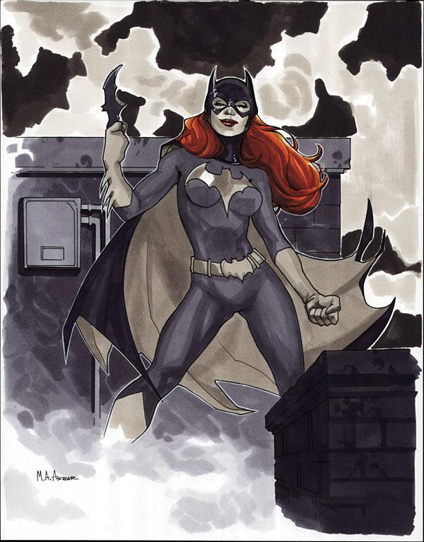 C2E2 2011 Batgirl II