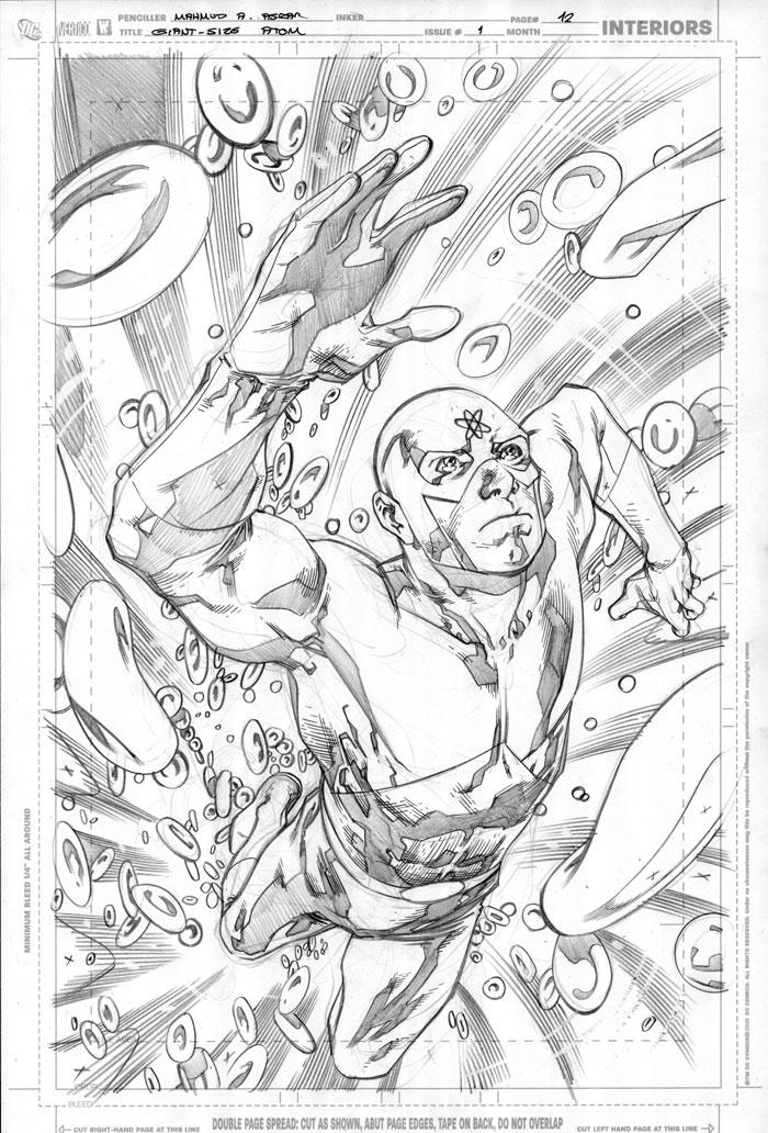 Giant Size Atom 1 - Page 12 by MahmudAsrar