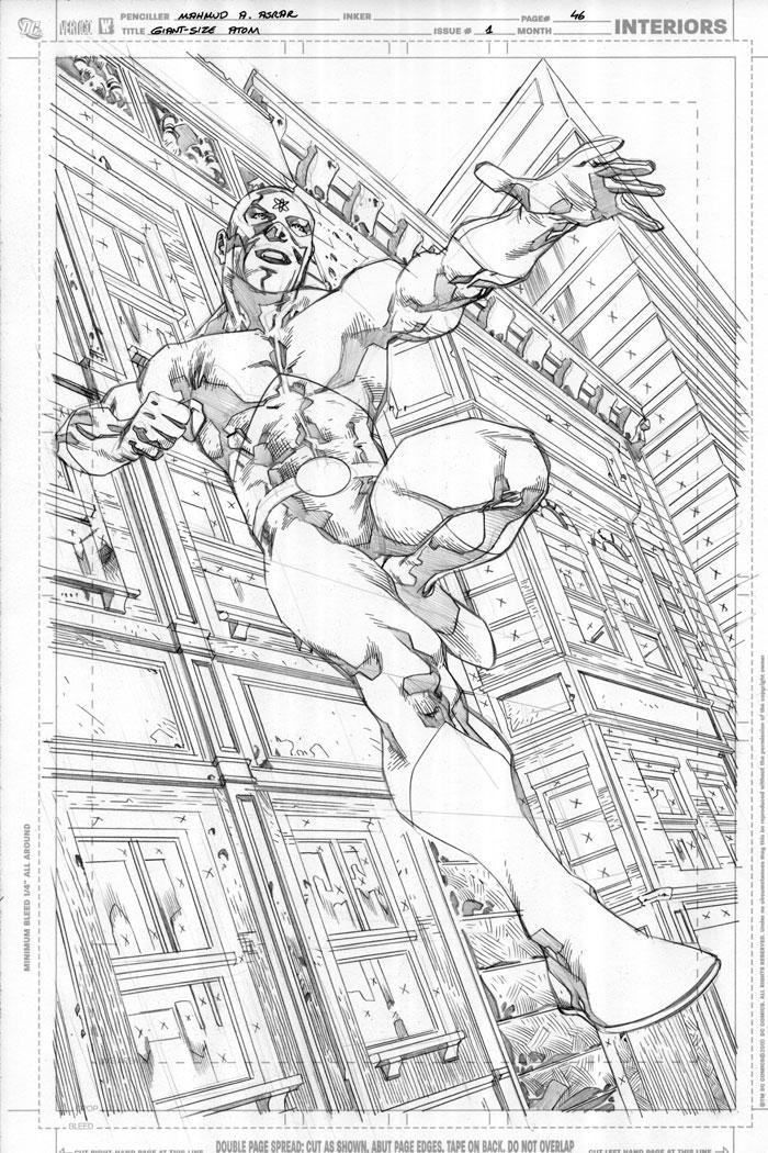 Giant Size Atom 1 - Page 46 by MahmudAsrar