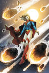Supergirl 1 Cover