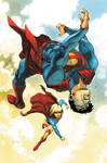Supergirl 2 Cover