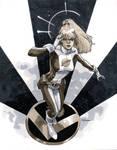 NYCC 2011 Saturn Girl