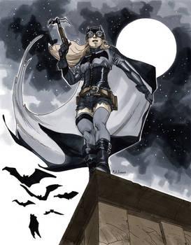 NYCC 2011 Steampunk Batgirl