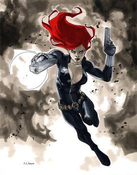 NYCC 2011 Black Widow