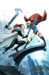 Supergirl 5 Cover
