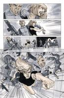 Supergirl 4 Page 7 by MahmudAsrar
