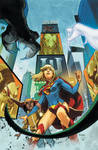 Supergirl 7 Cover