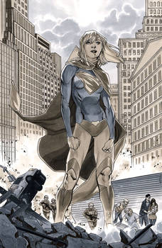 Supergirl 7 Page 20