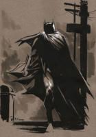 30-60-90 Batman II by MahmudAsrar