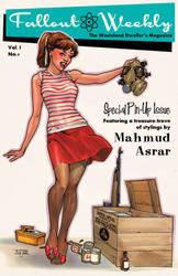 Fallout Weekly Sketchbook by MahmudAsrar