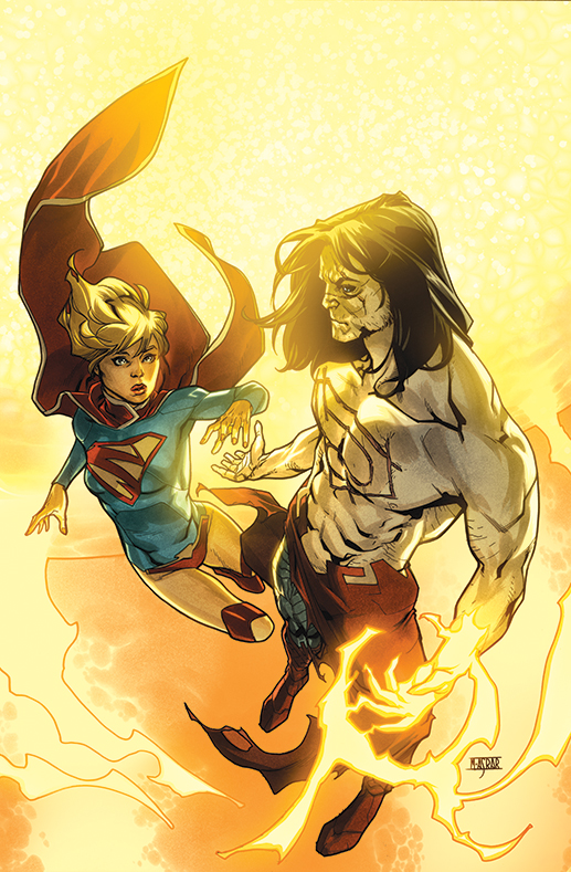 Supergirl 15 Cover by MahmudAsrar