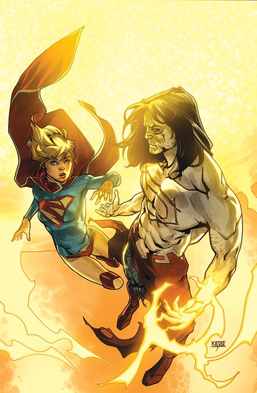 Supergirl 15 Cover by MahmudAsrar