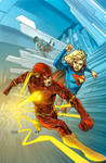 Supergirl 16 Cover
