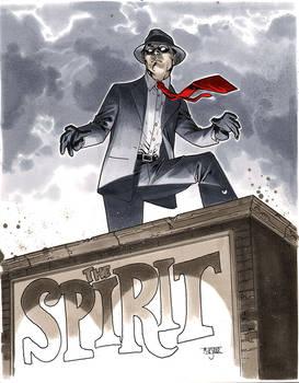The Spirit - CA Essen 2012 Pre-Show Commission