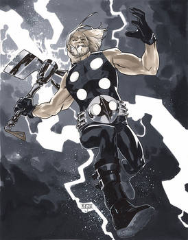 Ultimate Thor - LSCC 2013 Pre-Show Commission