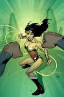 Supergirl #17 Cover by MahmudAsrar