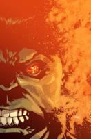 Indestructible Hulk 16 Cover by MahmudAsrar