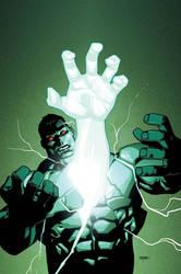 Indestructible Hulk 19 Cover