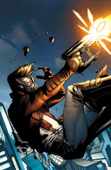The Legendary Star-Lord 1 Variant Cover