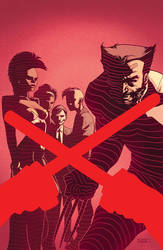 Wolverine And The X-Men 7 Cover