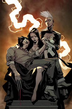Wolverine And The X-Men 11 Cover