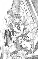 Hulk Smash by MahmudAsrar