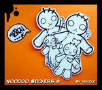 Voodoo Stickers