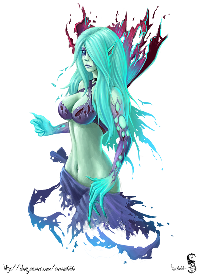dota2 death prophet fan art by gothmaryskold on deviantart