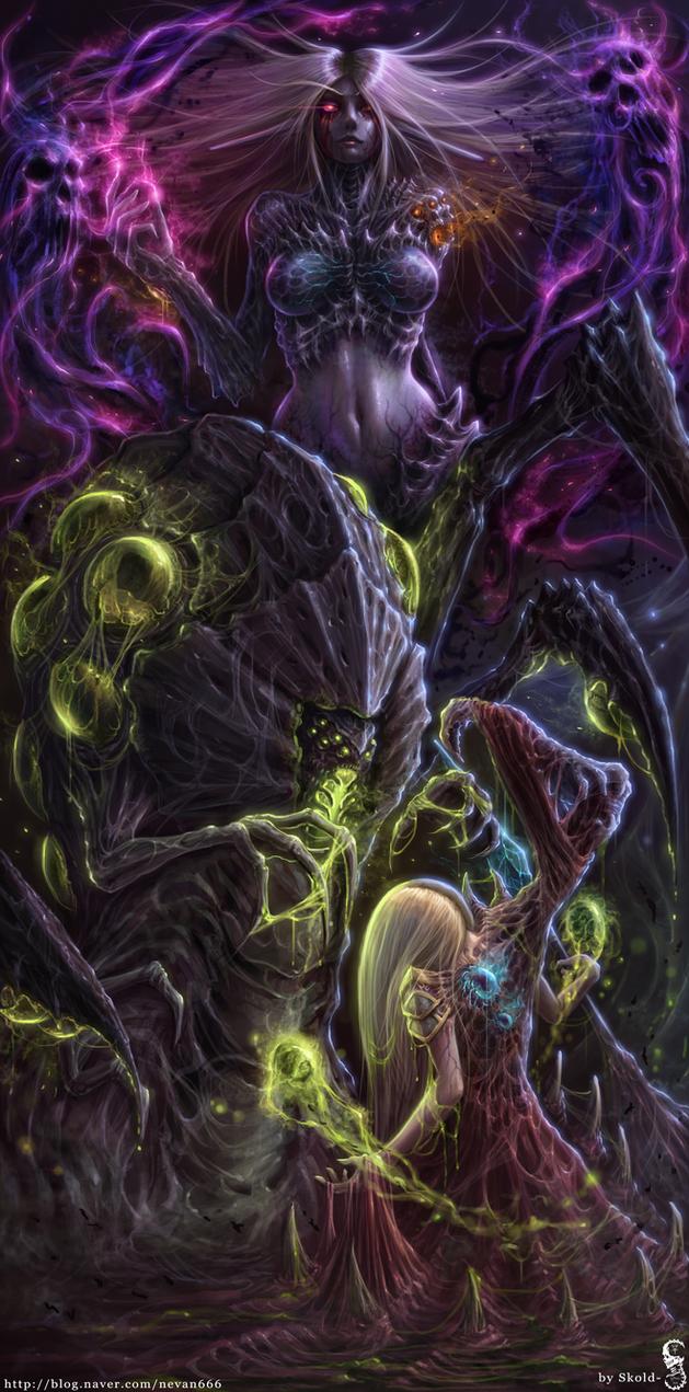 We are the swarm. by GothmarySkold