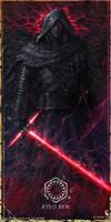 Sith Lord Kylo Ren by GothmarySkold