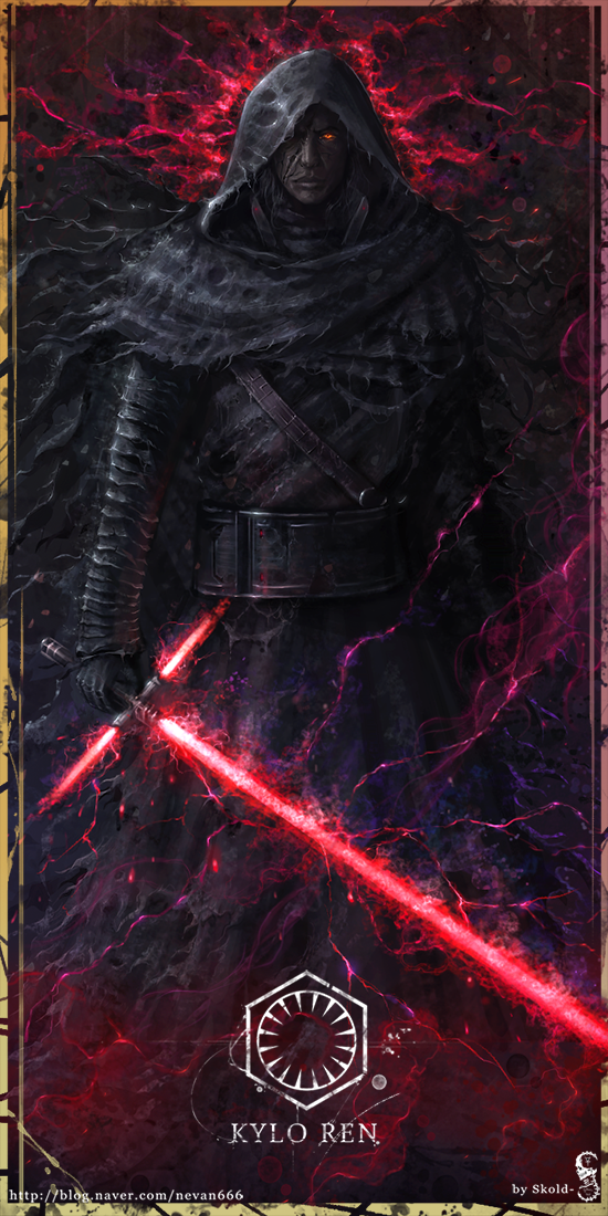 Sith Lord Kylo Ren By GothmarySkold On DeviantArt