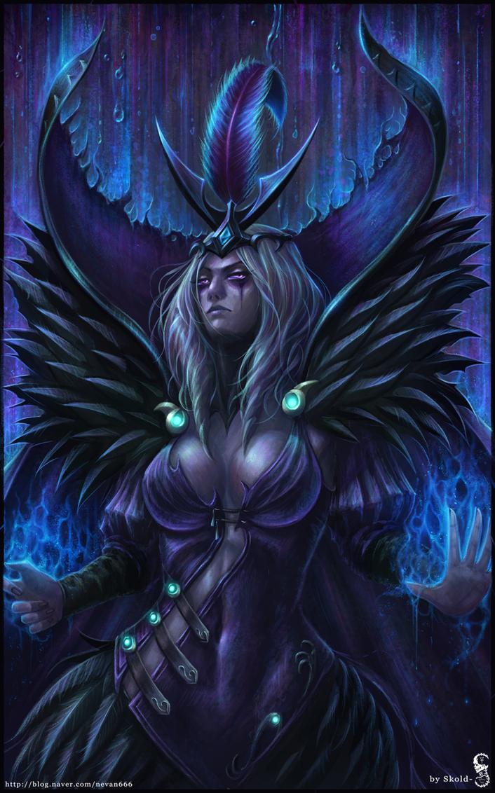 Ravenborn LeBlanc by GothmarySkold