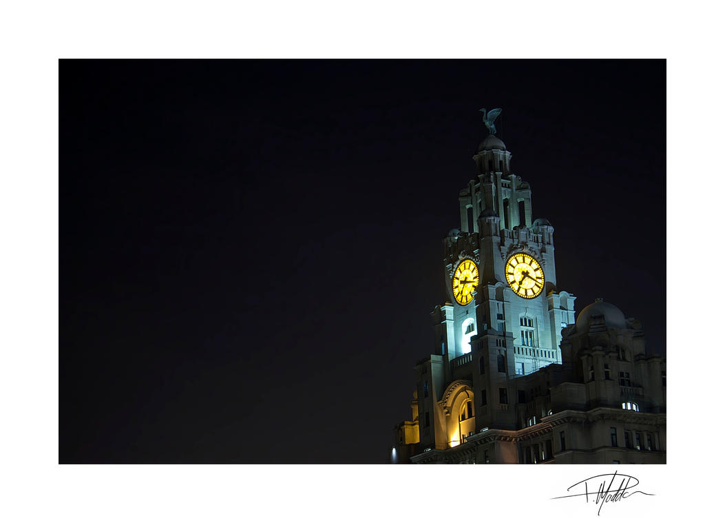 Royal Liver Building by Paul-Madden