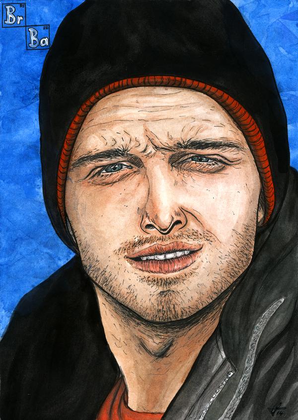 Jesse Pinkman by hannie001