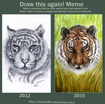 Before and after: The Wild