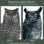 Draw this again OWL 2013/2017