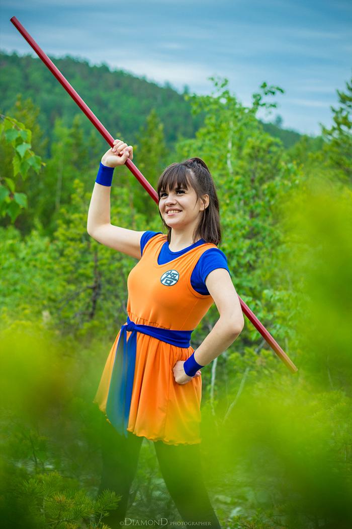 Goku-chan 12 by MimUrKaMiMii
