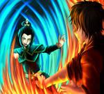 Zuko vs. Azula : Avatar - The Last Airbender
