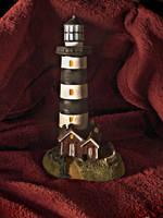 Lighthouse by phyzix