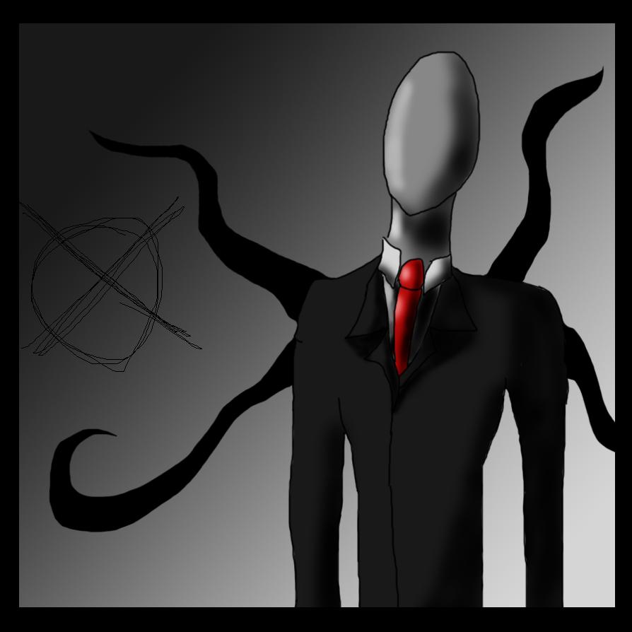 Galería de Dibujos .::Eowyn::. The_slenderman_by_shimir-d54oh40