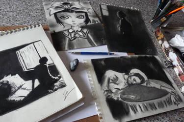 Sketching around