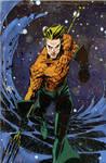 Aquaman by HrnArt