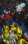 Transformers by HrnArt